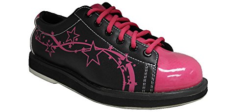 Pyramid Women's Rise Black/Hot Pink (Size 9)