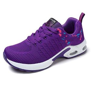 Women's Lightweight Tennis Sneakers Athletic Casual Sports
