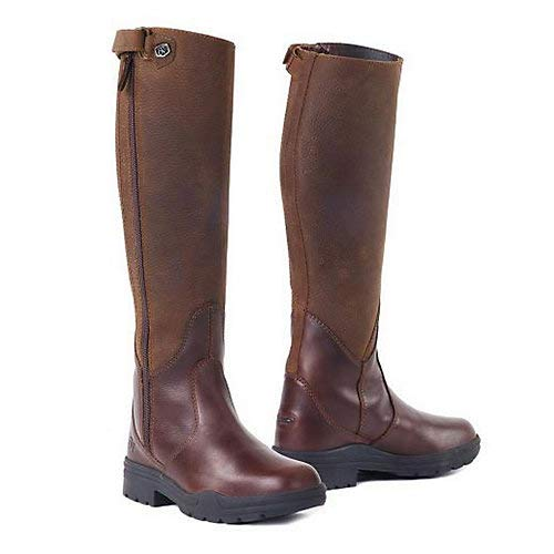 Ovation Women's Moorland Rider Boot Brown