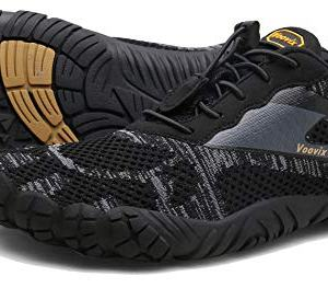 Voovix Men's Minimalist Trail Running Barefoot Shoes Wide Women's
