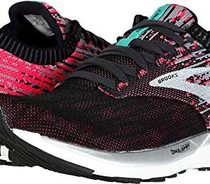 Brooks Women's Ricochet Pink/Black/Aqua
