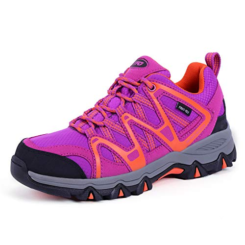 TFO Women's Lightweight Breathable Non-Slip Hiking Running Shoes