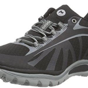 Merrell Women's Siren Edge Hiking Shoes, Black