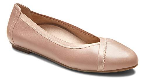 Vionic Women's Spark Caroll Ballet Flat - Ladies Dress Casual Shoes