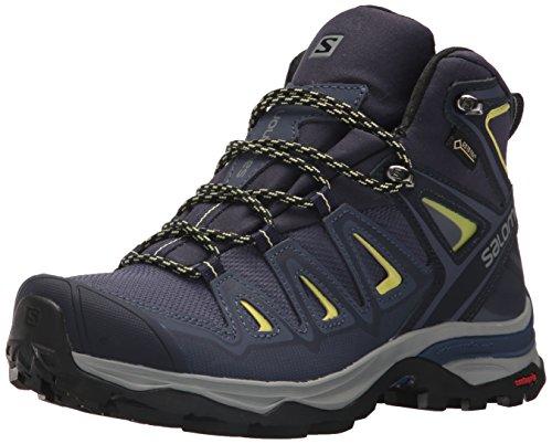 Salomon Women's X Ultra 3 Mid GTX Hiking Boots Trail Running Shoe