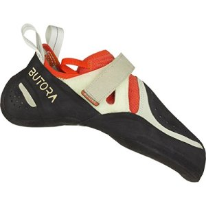 BUTORA Unisex Acro Orange - Wide Fit, Color: Orange/Lime