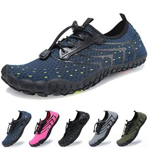 Dimerry Men Women Water Sport Shoes Quick-Dry Barefoot