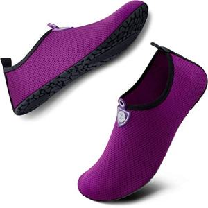 SIMARI Anti Slip Water Shoes for Women Men Summer Outdoor Beach