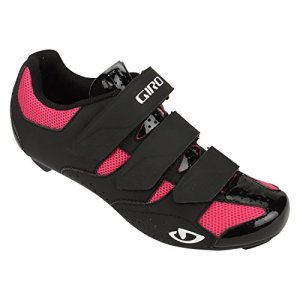 Giro Women's Salita II Road Shoes - Performance Exclusive 41 Black/Pink