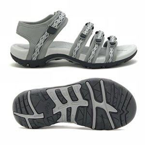 Viakix Hiking Sandals Women- Athletic Sport Sandal