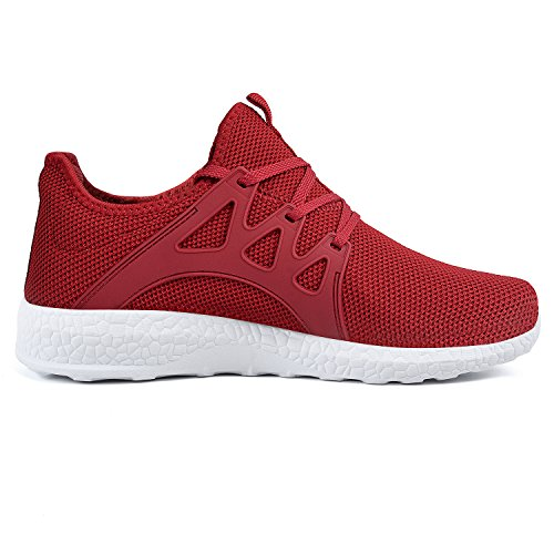 Feetmat Womens Sneakers Ultra Lightweight Breathable Mesh Athletic Walking