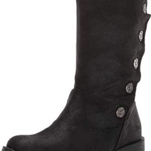 Blowfish Women's Keeda Black Oiled Micro