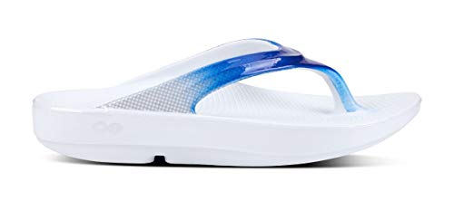 OOFOS - Women's OOlala Luxe- Post Run Sports Recovery Thong Sandal