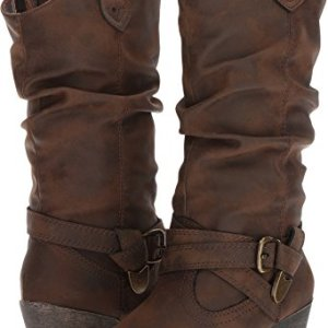 Rocket Dog Women's Sidestep Brown Graham