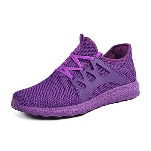 Feetmat Womens Sneakers Ultra Lightweight Breathable Mesh Athletic