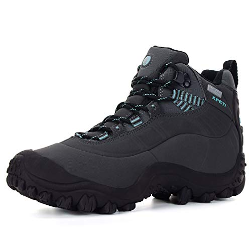 Manfen Women's Hiking Boots Lightweight Waterproof Hunting Boots