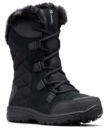 Columbia Women's ICE Maiden II Snow Boot, Black