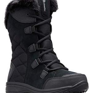 Columbia Women's ICE Maiden II Snow Boot, Black