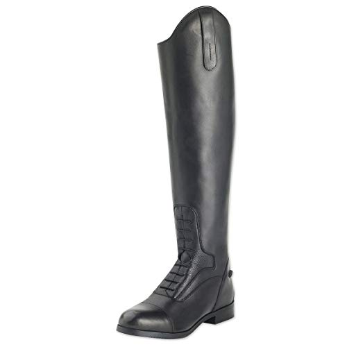 Ovation Ladies Flex Sport Black Field Boot, 8.5