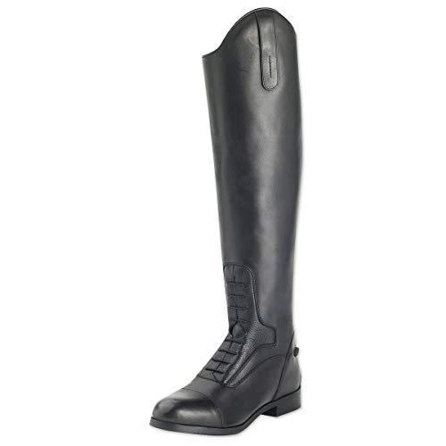 Ovation Ladies Flex Sport Black Field Boot, 8.5