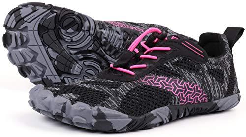 JOOMRA Womens Trail Running Minimalist Barefoot Shoes Runners