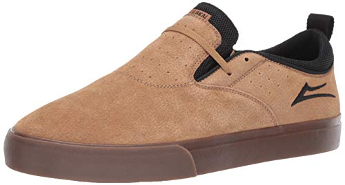 Lakai Footwear Riley 2 Tobacco SYN. NUBUCKSize 9 Tennis Shoe