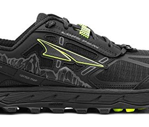 Altra Women's Lone Peak 4 Trail Running Shoe, Black - 11.5 M US