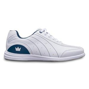 Brunswick Bowling Products Ladies Mystic Bowling Shoes- Widewhite