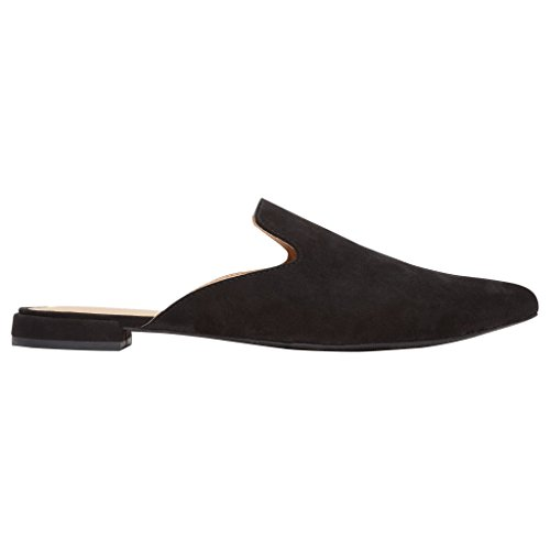 Rohb by Joyce Azria Maison Pointed Toe Flat Slip On Mule