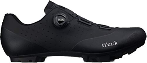 Fizik Vento X3 Overcurve Cycling Shoe Black/Black