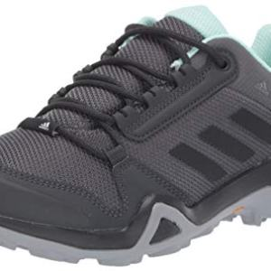 adidas outdoor Terrex AX3 Hiking Shoe - Women's Grey Five/Black
