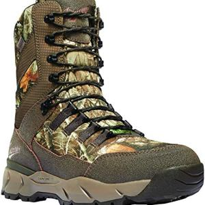 "Danner Men's Vital 8"" Dry 800G Hunting Shoe, Realtree Edge"