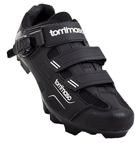 Tommaso Montagna Men's Mountain Bike MTB Spin Cycling Shoe