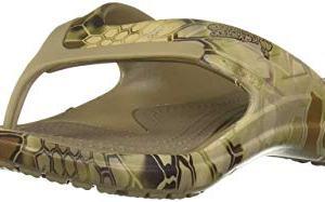 Crocs MODI Sport Kryptek Highlander Flip-Flop Khaki