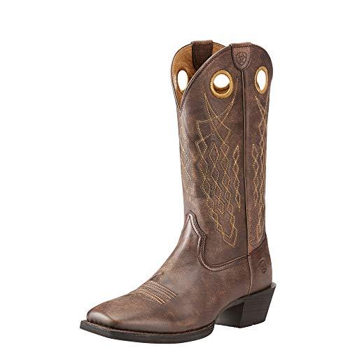 ARIAT Men's Heritage Hitchrack Western Boot
