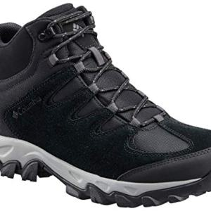Columbia Men's Buxton Peak MID Waterproof Hiking Boot