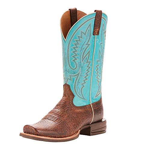 ARIAT Men's Relentless Advantage Western Boot Banker Brown