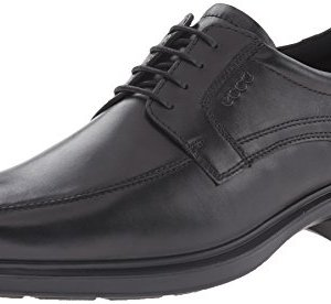 ECCO Men's Helsinki Oxford,Black