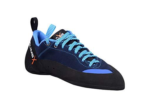 Climb X Crush Lace - Blue - 2019 Rock Climbing/Bouldering Shoe