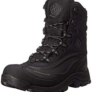 Columbia Men's Bugaboot Plus III Omni-M, Black/Charcoal