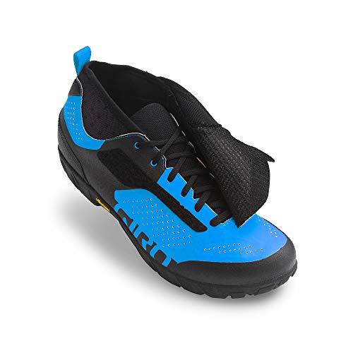Giro Terraduro Mid MTB Shoes Blue Jewel/Black 45