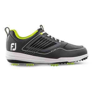 FootJoy Men's Fury Golf Shoes Grey 11 M, Charcoal, US