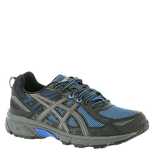 ASICS Mens Gel-Venture 6 Running Shoe, Victra Blue/Blue/Black