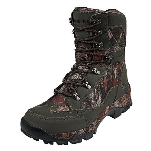 Northside Men's Buckman Backpacking Boot, Dark Olive