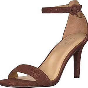 Naturalizer Women's Kinsley Chocolate Glitter Dust Leather