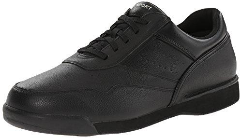 Rockport Men's Pro Walker Walking Shoe,Black