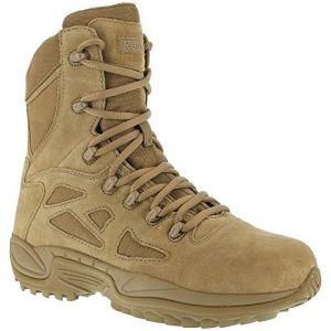 "Reebok Mens Rapid Response RB 8"" Tactical Military Boot"