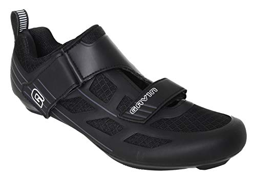 Gavin Triathlon/Road Mesh Cycling Shoes Mens Womens