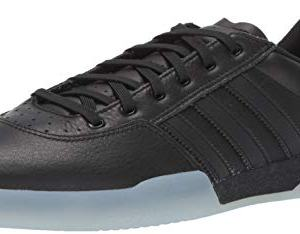 adidas Originals Men's City Cup, Black/Clear Sky