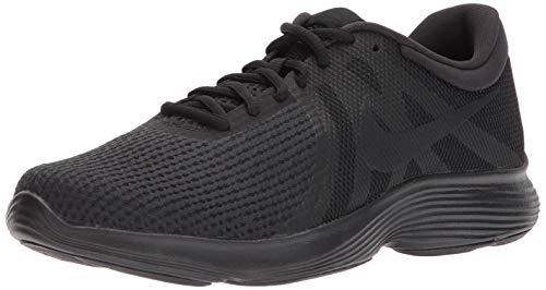Nike Men's Revolution 4 Running Shoe, black/black
